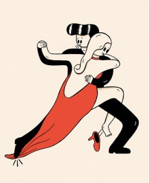 cover illustration, tango,