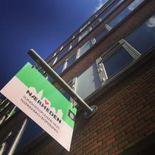 Nærheden, logo, identitet, hjemmeside, skiltning, sundhedsplejens hus Nørrebro - Bispebjerg