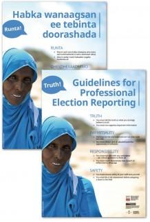 somalia, plakater, journalistguide, Koch&Falk